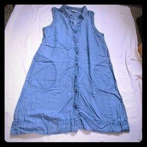 J. Jill denim dress